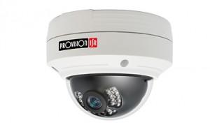 מצלמת כיפה IP עדשה קבועה